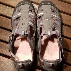 Jambu jsport sandal, size 9, greyish